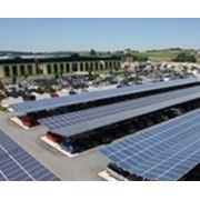 Автономные и резервные системы электроснабжения на базе солнечных модулей для бытовых и промышленных объектов фото
