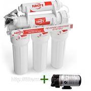 Filter 1 RO 5-50P обратный осмос с помпой фото