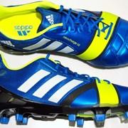 Футбольные бутсы Adidas nitrocharge 1.0 TRX FG фото