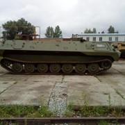 Транспортер МТЛБу фото