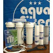 Aquafilter FP3-2 Проточный фильтр под мойку фото