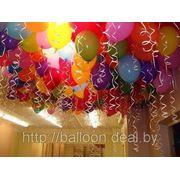 Воздушные шары для проведения выпускного фото