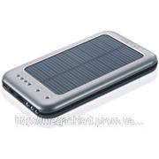 Солнечное зарядное устройство Кемпинг Solar charger 2600 mAh фото