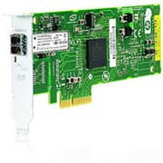 283384-002 Hewlett-Packard QLOGIC QLA2342 PCI-X FC HBA Dual-port, 64-bit, 133MHz PCI-X, 2GB FC LP фото