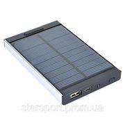 Солнечный аккумулятор - Solar Charge 4000 mAh фото