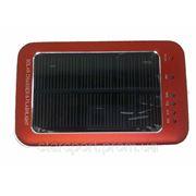Портативная солнечная батарея 2600 mAh фото