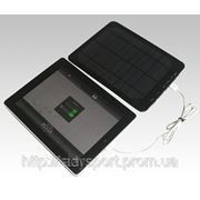 Солнечное зарядное устройство для IPAD 16000mAh Solar charger for IPAD фото