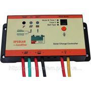 Контроллеры заряда EPSOLAR LS-RP 10/15/20А с таймером, выходом для нагрузок, водонепроницаемый корпус фото