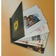 LOMOND Альбом «Моя книга» 302х217мм бордовый фото