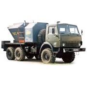 Установка смесительная УС-4 (шасси КАМАЗ-43114 6х6) фото