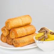 Блинчики с картофелем и грибами 7 кг Полісся фото