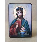 Ікона Ісус Христос Вседержитель код IC-13-15-22 фото