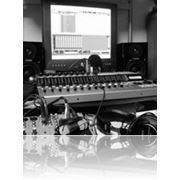 Производство радиопрограмм фото