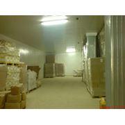 Холодильные камеры с температурным режимом 0-+5 С и -18 С фото