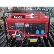 """Генератор электричества бензиновый """"Bulat Bt7500E"""" трехфазный фото"""