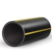 Труба полиэтиленовая 16 мм ПЭ-80 фото