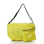 Спортивная сумка-рюкзак складная влагозащищенная Dasfour (Желтый) фото