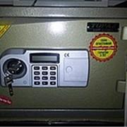 Сейф огнестойкий с кодовым замком BSТ 310 фото
