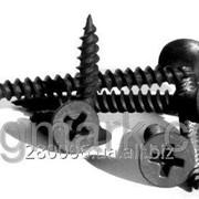 Саморезы для г/к по металлу 3,8х60мм 500 шт. фото