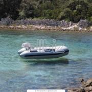 Лодка надувная моторная фото