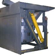 Печи индукционные тигельные для плавки цветных металлов и их сплавов ИАТ-6М4 фото