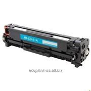 Услуга восстановление картриджа HP CE411А 305А синий фото
