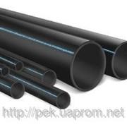 Труба полиэтиленовая водопроводная 25х2,0 давлением 6 атм фото