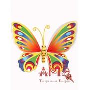 Крылья карнавальные Многоцветье фото