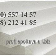 Плиты пенополистирольные марки ПСБ-С-25 1000*1000*100 фото