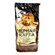 Кофе в зернах Черная карта 500 г фото