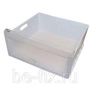 Ящик морозильной камеры (верхний) для холодильника Ariston C00255268. Оригинал фото