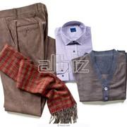 Одежда мужская фото