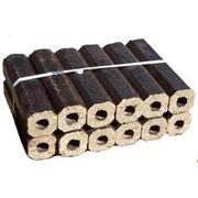 Экспорт брикетов топливных фото
