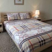 Комплект постельное белье Клетка полуторный,двуспальный, евро,семейный фото