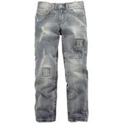 Стирка и обработка джинсовых изделий фото