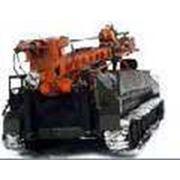 Установки бурильные, установки буровые, буровое оборудование, бурильные машины для строительства фото