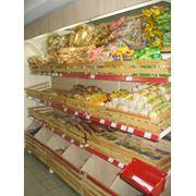Хлебные полки фото