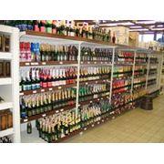 Стеллаж для алкоголя фото