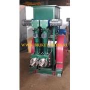 Пресс для производства топливных брикетов стандарта NESTRO 800 кг/ч фото