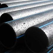 Полиэтиленовые трубы напорные для наружного водоснабжения ПЭ 80 и ПЭ 100 фото