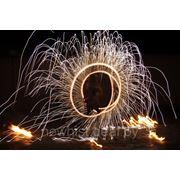 Шоу огня фото