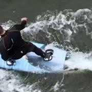 Лодка JET SURF, серфинг, водный самокат фото