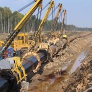 Строительство магистральных трубопроводов фото
