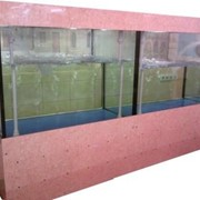 Промышленный аквариум Аквариум Сервис фото