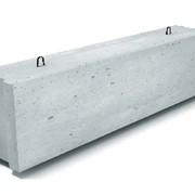 Фундаментные блоки ФБС 12-4-6 фото
