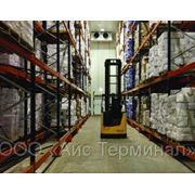 Хранение товаров требующих низких темпартурных режимов фото