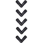 Набор уголков для капельного полива ЖУК от емкости (5 шт) фото