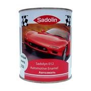 Sadolin Автоэмаль Черная матовая 1 л SADOLIN фото