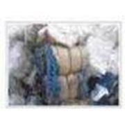 Сбор и переработка бытовых отходов тряпья фото