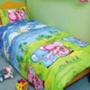 Пошив постельных принадлежностей: постельное белье для детского сада. фото